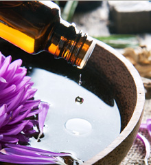 Massage in Fort Mill - Oils